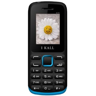 IKall K11 (1.8 Inch,Dual Sim, BIS Certified, Made in India)