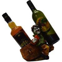 Wine Holder For 2 Bottles