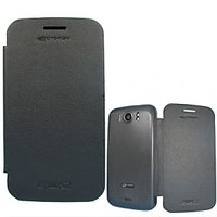Flip Cover Micromax Canvas2 A110 Black