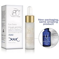 180 Cosmetics Pure Swiss, Hyaluronic Acid Serum Forte + Vitamin C (Ultima)