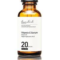 Organic Vitamin C Serum For Face 20% - Anti Aging Serum With Natural