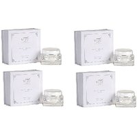 Vivo Per Lei Moisturizing Day Cream 50G E 1.7Fl.Oz The White Collection,Set Of 4