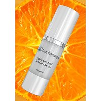 Anti-Aging Serum With Hyaluronic Acid And Vitamin C + E - Oily Or Dry Skin