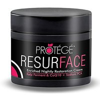 Resurface Premium Moisturizing Anti Wrinkle Night Cream For Dry Skin
