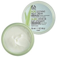 The Body Shop Aloe Soothing Night Cream, 1.7 Ounce
