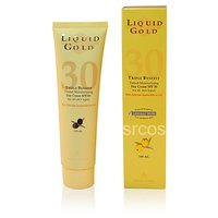 Anna Lotan Liquid Gold Tinted Moisturizing Day Cream Spf-30
