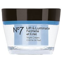 Boots No7 Lift & Luminate Night Cream 1.6 Fl Oz (50 Ml)
