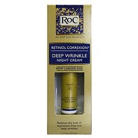 Roc Retinol Correxion Deep Wrinkle Night Cream 1.1 Fl. Oz (33Ml)