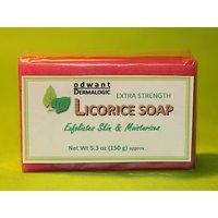Licorice Skin Whitening Lightening Pink Soap