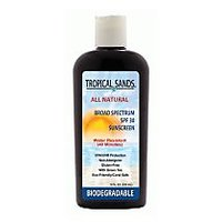 Mexitan Tropical Sands SPF 30 All Natural Biodegradable Water Resistant
