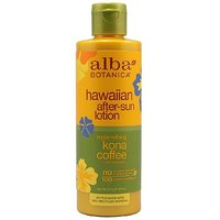 Alba Botanica Kona Coffee After Sun Lotion, 8.5-Ounce Bottle (Pack Of 2)