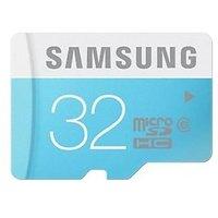 Samsung 32 GB MicroSD Memory Card Class 6