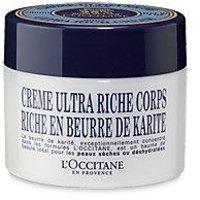 L'Occitane Shea Butter Ultra Rich Body Cream 7 Oz.
