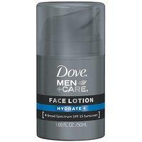 Dove Men+Care Hydrate Face Lotion 1.69 Oz