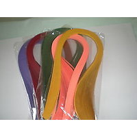 2000 Paper Quilling Strips Of Different Colors 3mm Size Quilling Paper 20 Pocket