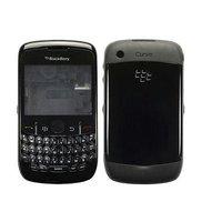 Black 100% ORIGINAL Full Body Panel For Blackberry Curve 8520 – Free S.G.