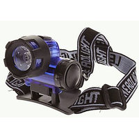 High Power Long Range 5W LED Zoom HeadLight Headlamp FlashLight