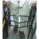 SRM (Best Health) - Aluminium Folding Walker For Invalids