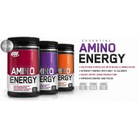Optimum Nutrition Amino Energy 65 Servings Fruit Fusion