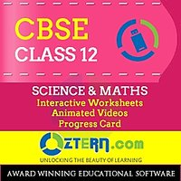 OZTERN Class 12 CBSE  Program-USB (Physics, Chemistry, Biology & Math's)