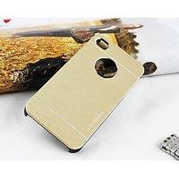 Motomo Full METAL Metal High Motomo Case For Iphone 4