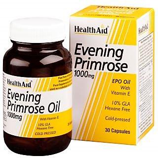 Evening primrose vitamin benefits