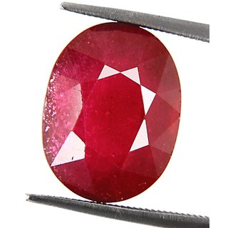 11.00 Ratti Natural And Certified New Burma Ruby Gemstone