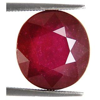 11.26 Ct Certified New Burma Ruby Gemstone