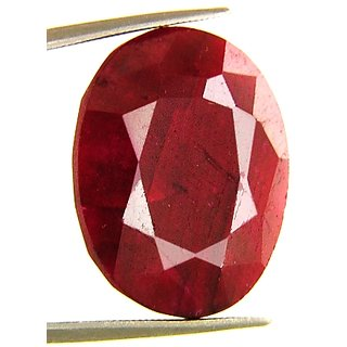 28.81 Ct Certified Natural African Ruby Gemstone