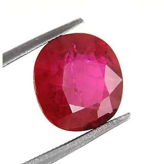 4.44 Cts Untreated Ruby(Manik) Stone