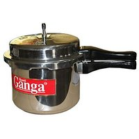 Ganga-stainless-steel-5-litres-pressure-cooker