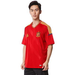 Adidas Spain Soccer Jersey