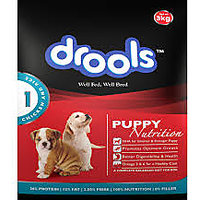 Drools Chicken And Vegetable Puppy Food, 1.2 Kg