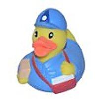 Karlie Vinyl Duck Cowboy Dog Toy 4.5-Inch