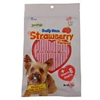 Jerhigh Strawberry Dog Treats 70 G (Pack Of 6)