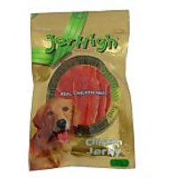 Jerhigh Chicken Jerky Dog Treats 50 G (Pack Of 6)