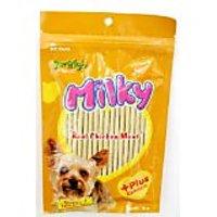 Jerhigh Milk Stix Dog Treat 70 G (Pack Of 6)