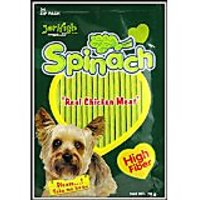 Jerhigh Spinach Stix Dog Treat 70 G (Pack Of 6)