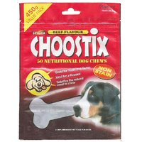 Choostix Chicken Beef Treats Pack Of 3