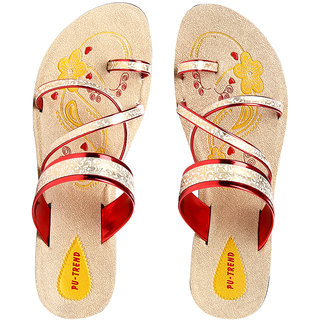 Birdy PU Trend slippers For Women