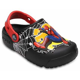 CrocsFunLab Lights Spiderman