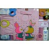 LOVE BABY P.C.HOUSE GIFT SET PINK