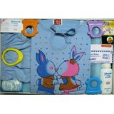 LOVE BABY P.C.HOUSE GIFT SET BLUE