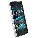 Pack Of 2 Ultra Clear Nokia X6 Screen Scratch Protector / Guard