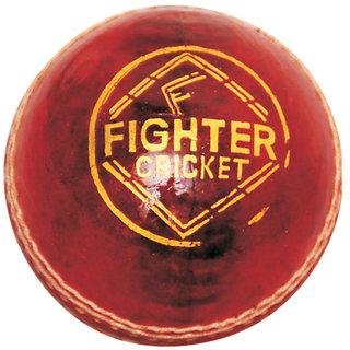 BSM Fighter Cricket Leather Balls