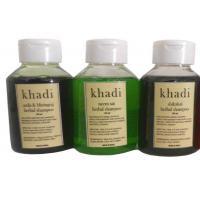 Khadi Neem sat  + Amla  Bhringraj  + Shikakai Shampoo ( pack of 3)