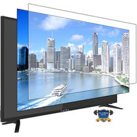 Daiwa D32D4GL 32 inches(81.28 cm) HD Ready Standard LED TV with Bluetooth Toughened Glass