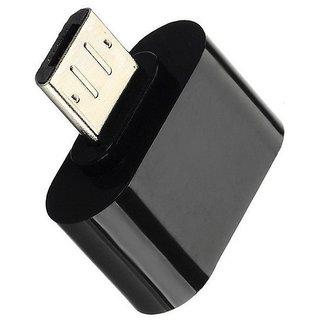 Sketchfab Micro USB Mini OTG Adapter For Smartphones  (Assorted Color)