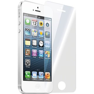 RSC POWER+ 0.3Mm Pro Tempered Glass Screen Protector For Apple iPhone 5