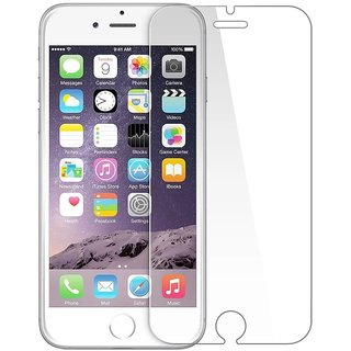 RSC POWER+ 0.3Mm Pro Tempered Glass Screen Protector For Apple iPhone 6